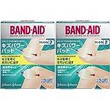 【まとめ買い】BAND-AID(バンドエイド) キズパワーパッド ひじ・ひざ用 3枚×2個 管理医療機器