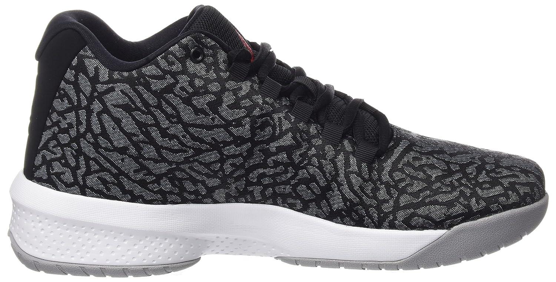 buy popular 8a6f6 95921 Nike Jordan B. Fly, Chaussures de Basketball Homme, Gris (Wolf Grey Gym  Red-Black-White), 45.5 EU  Amazon.fr  Chaussures et Sacs