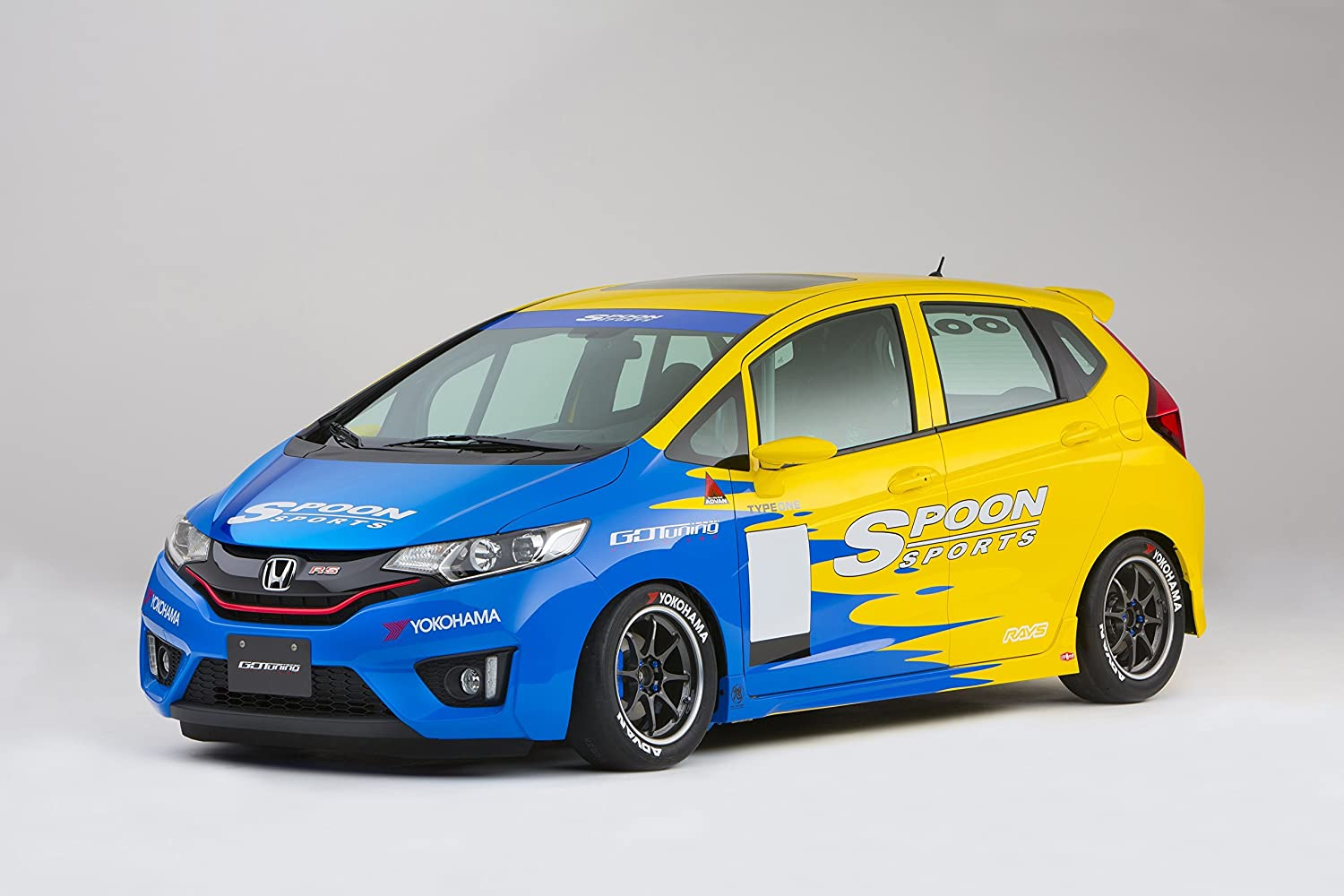 Honda Fit Spoon All About Spooning