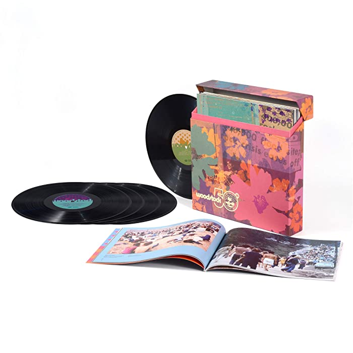 Top 10 Woodstock Back To The Garden Box Set