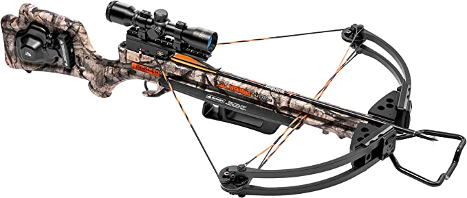 Best Crossbows : Wicked Ridge by TenPoint Invader G3 Crossbow Package