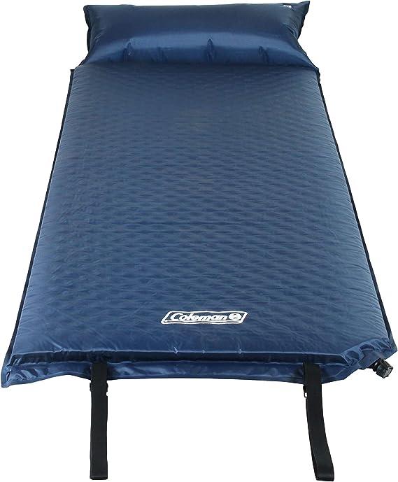 Coleman 2000016960 autogonflant Camping Pad Avec Oreiller