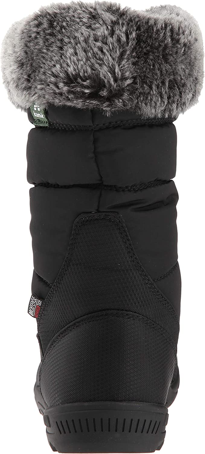 Kamik Girls Camrose Snow Boot,