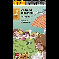 Detectives en chanclas (El Barco de Vapor Naranja nº 233)