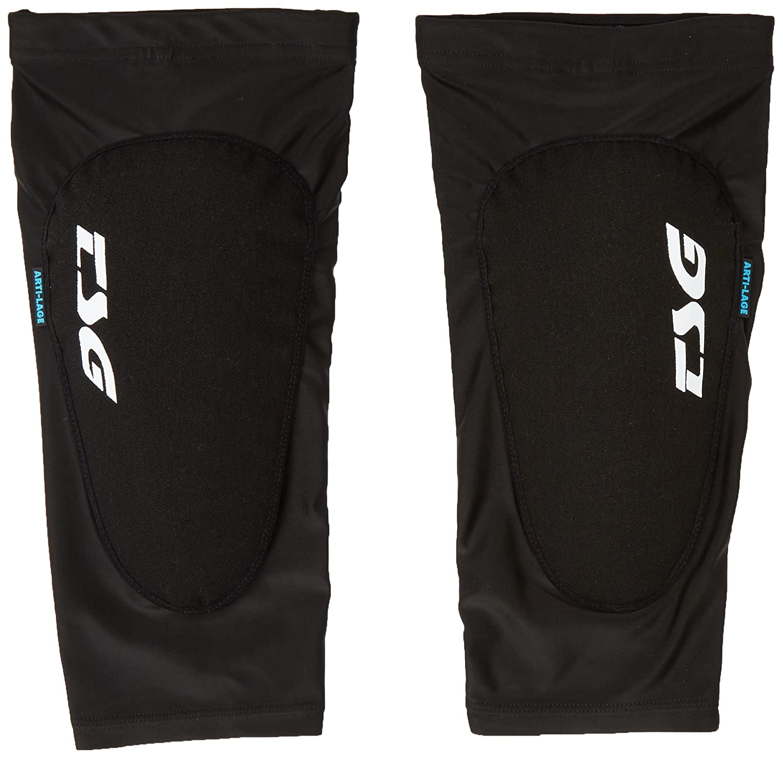 TSG 2 nd Skin knee-sleeve A自転車用2.0パッド ブラック S/M