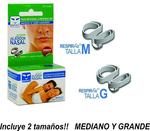 RESPIRFIX DILATADOR NASAL T M: Amazon.es: Salud y cuidado personal