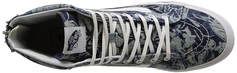 Vans Sk8-hi Slim Zip - Scarpe Scarpe Scarpe da Ginnastica Alte Unisex – Adulto 50568c