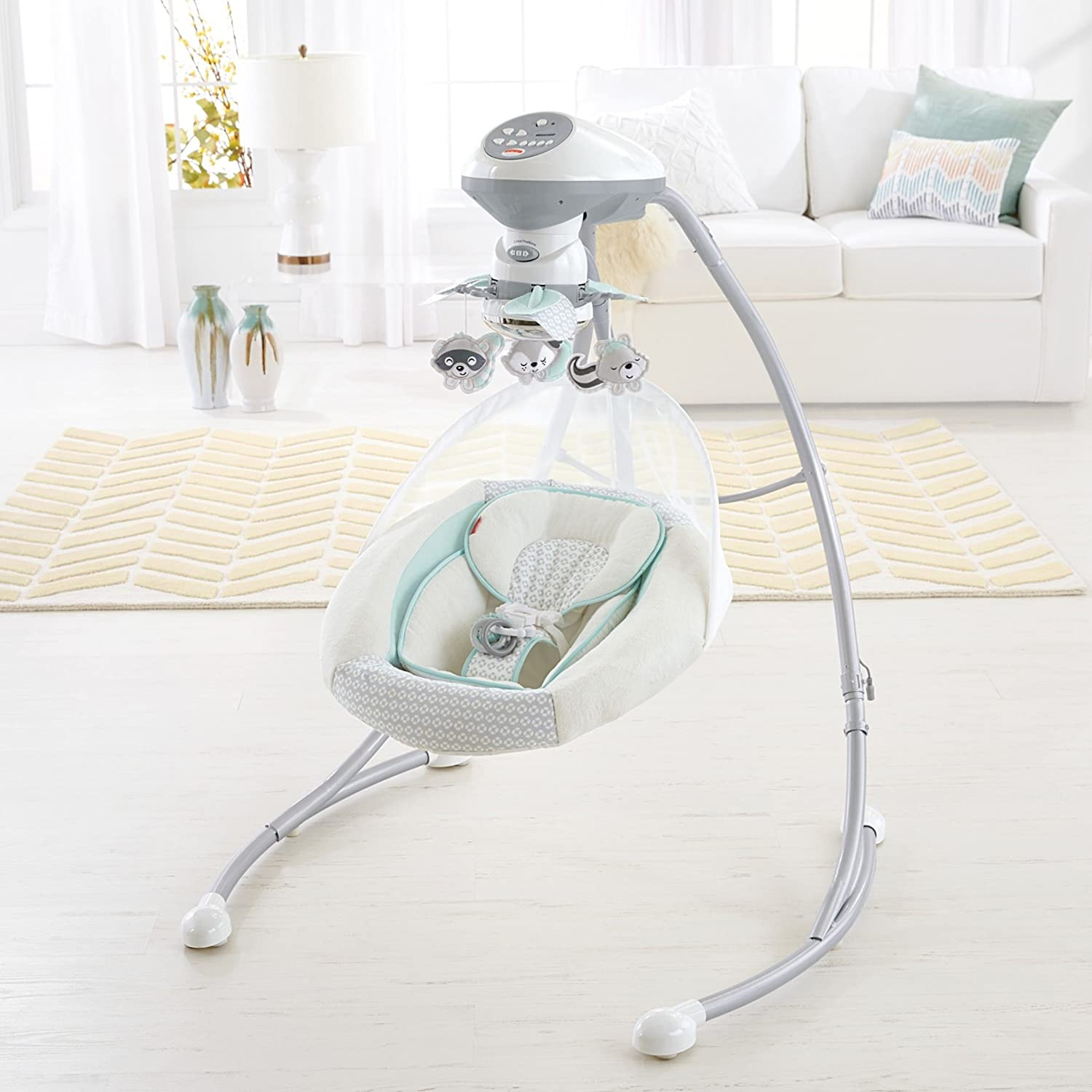 Fisher-Price Take-Along Baby Swing and Seat