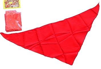 AmaMary rojo Fajín con borla para San Fermin 120 centímetros de largo ItuCFhG
