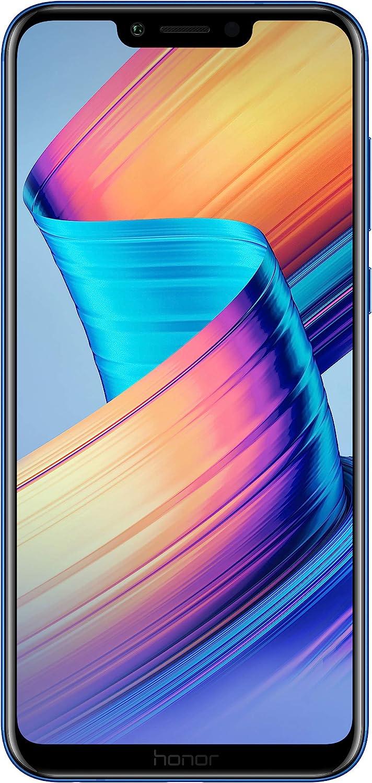 Honor Play Dual/Hybrid-SIM 64GB (GSM Only, No CDMA) Factory Unlocked 4G Smartphone - International Version (Navy Blue)