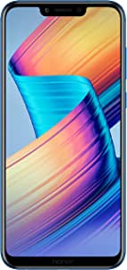 Honor Play Dual/Hybrid-SIM 64GB Factory Unlocked 4G Smartphone - International Version (Navy Blue)