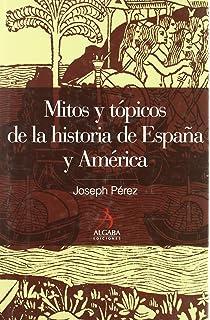 Entender La Historia De España - Reedición Historia Divulgativa: Amazon.es: Joseph Pérez: Libros