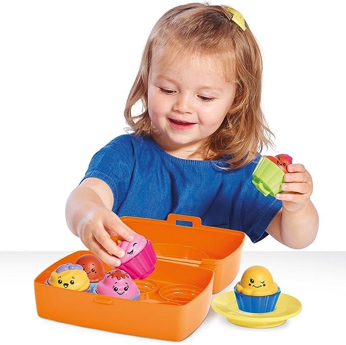 TOMY E72546 Lernspaß Cupcakes Kinderspielzeug, bunt: Amazon