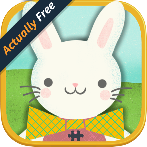Easter Bunny Games- Puzzles