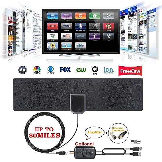Review Leegoal HD Digital TV