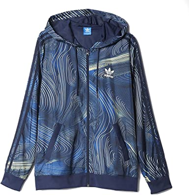 Empuje hacia abajo Odio emocional  adidas Originals para mujer chaqueta cortavientos