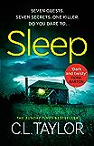 Sleep: Pre-order the twistiest, most suspenseful thriller of 2019!