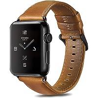 Umaxget Apple Watch Leather Band