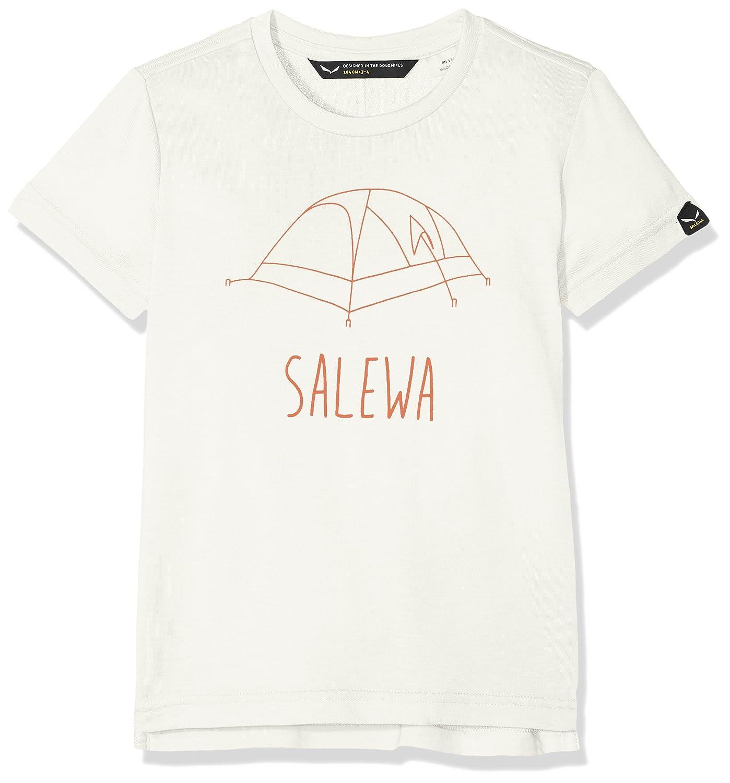 SALEWA Frea Melange Dry K S//S Tee T-Shirt Bambino