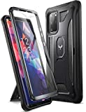 YOUMAKER Designed for Samsung Galaxy S20 Plus Case with Built-in Screen Protector Full Body Heavy Duty Shockproof…