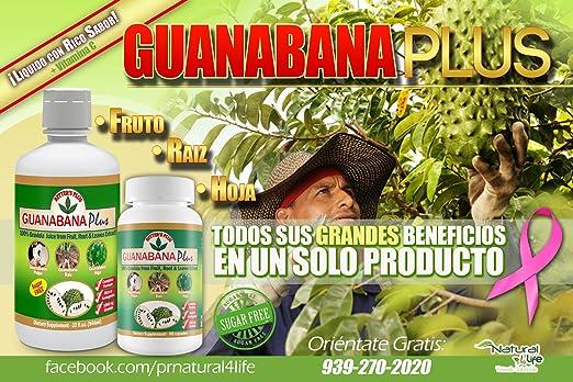Guanabana Plus Capsules 90
