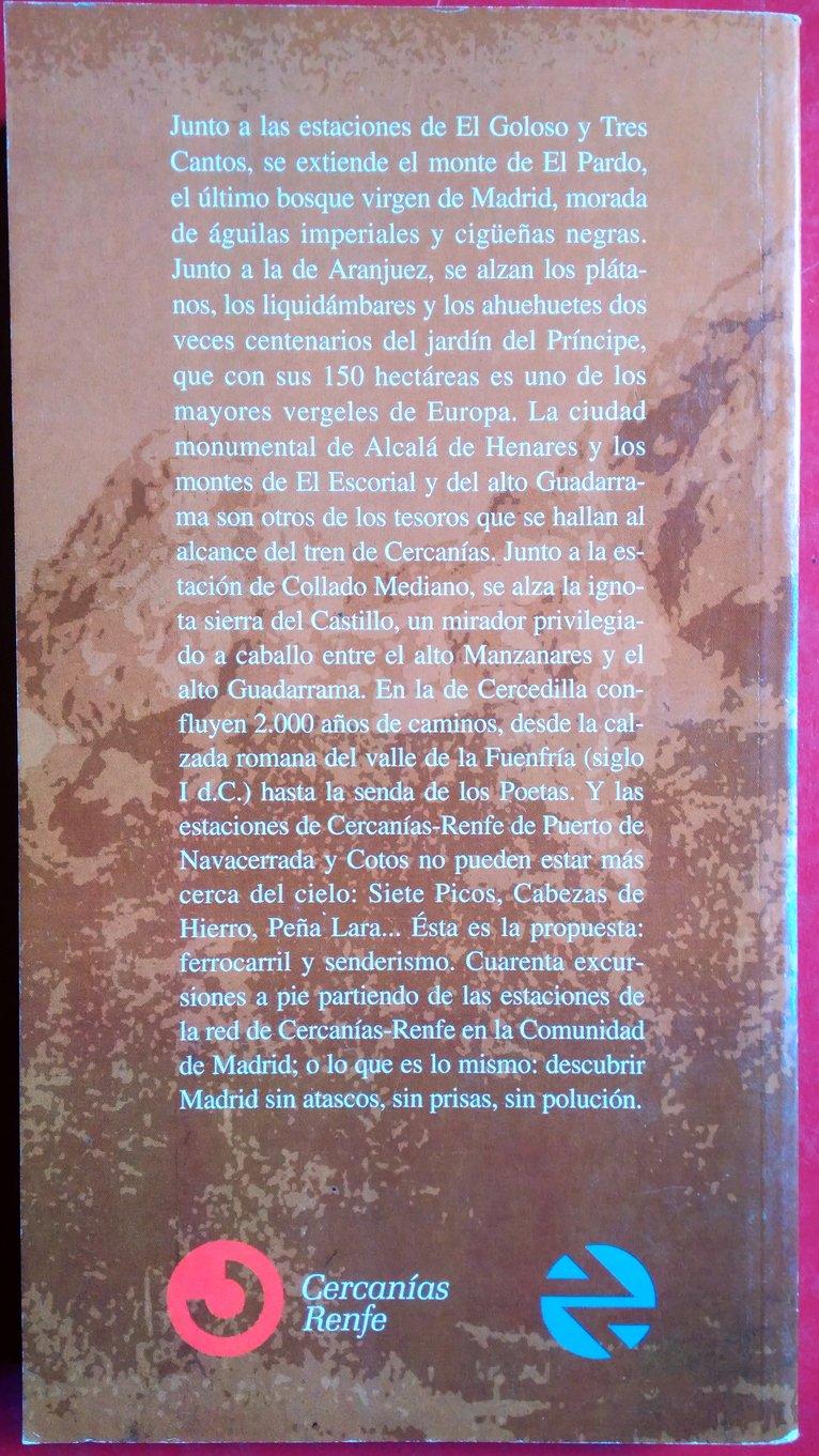 Amazon.com: Madrid en Cercanías: excursiones desde Tres ...