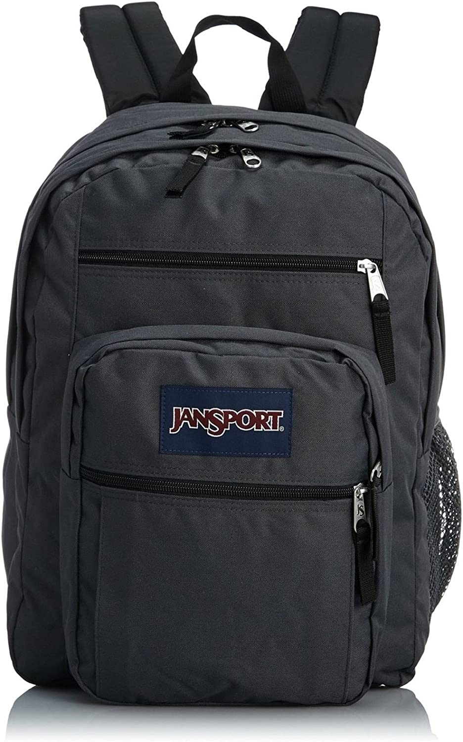 JanSport Big Student BTS Backpack - Forge Grey