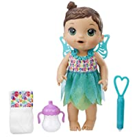 Amazon.com deals on Baby Alive Face Paint Fairy (Brunette)