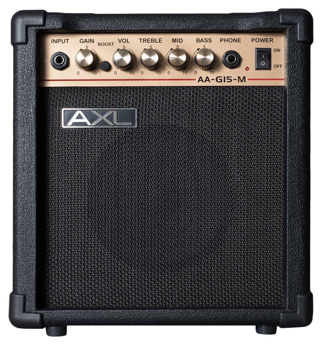 AXL AA-G15-M Guitar Amplifier, 15W