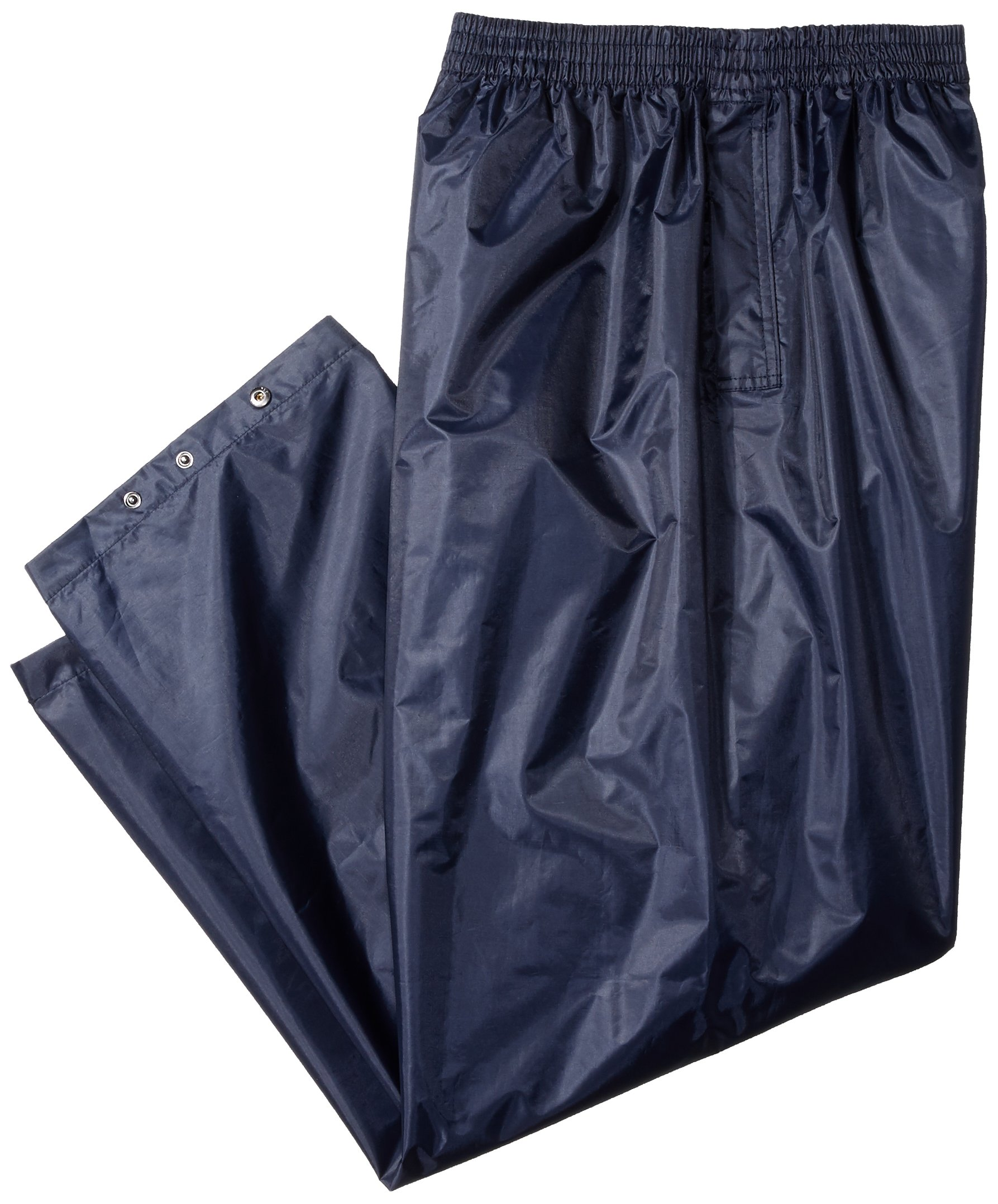 Portwest S441 Rainwear Men's Waterproof Rain Pants, 4X-Large, Navy by Portwest