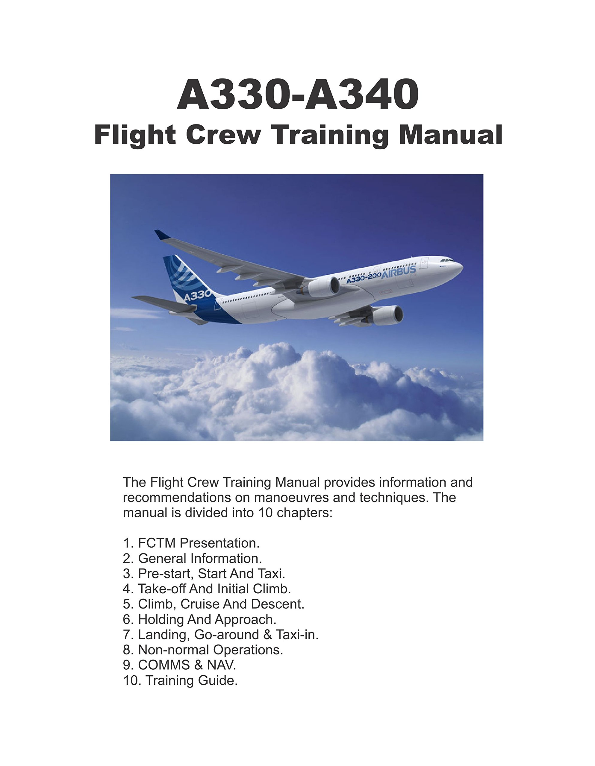 Boeing 737 - 600 700 800 900 Flight Crew Training Manual [Loose Leaf]:  Boeing 737 Commercial Airlines: Amazon.com: Books
