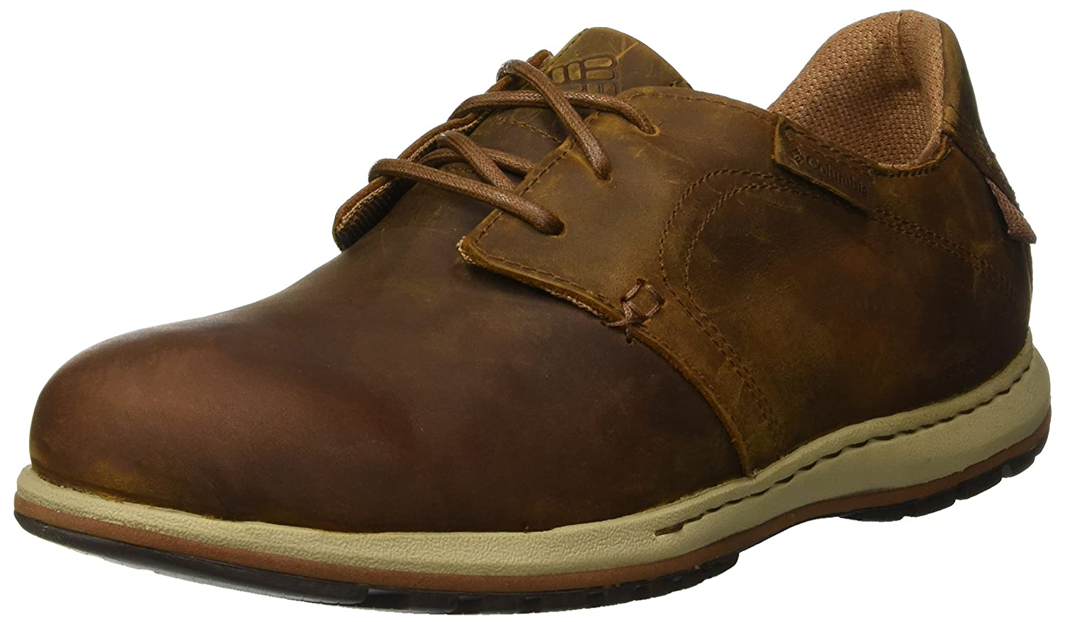 Columbia Davenport Waterproof Leather, Oxford para Hombre