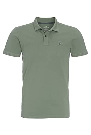 Tom Tailor - Polo para Hombre, Color Verde Verde L: Amazon.es ...