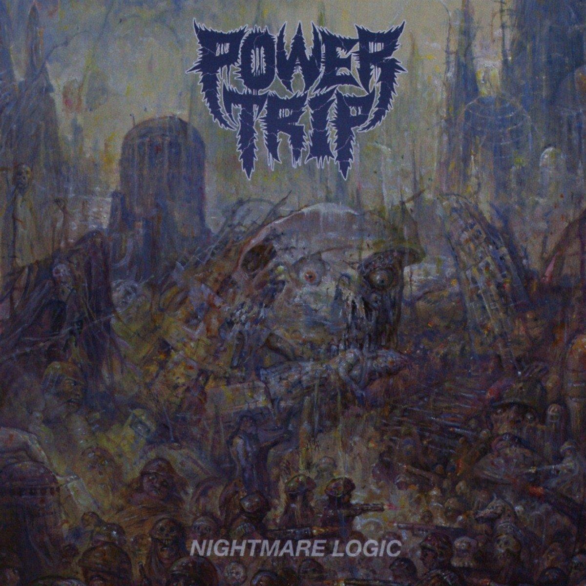 Power Trip: Nightmare Logic | Amazon.com.br
