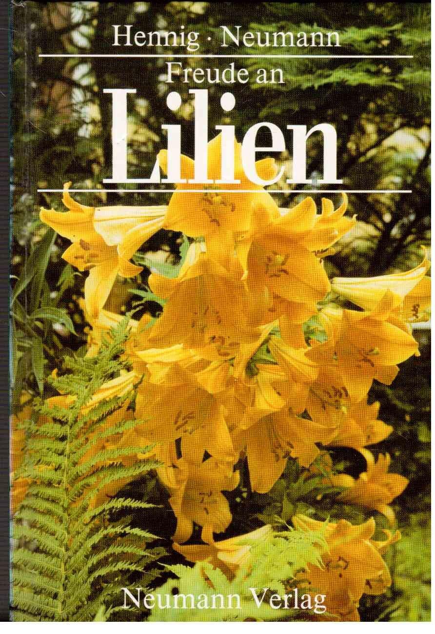 Freude an Lilien