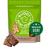 Buddy Biscuits Grain Free Dog Treats, Made in the USA Only, Healthy Ingredients No Wheat Corn or Soy