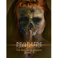 Malum: The Ballad of Darane: Book 5 (English Edition)