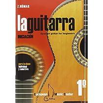 LA GUITARRA POR CIFRA Y MUSICA O.VARIAS: Amazon.es: NOMAR, Z.: Libros