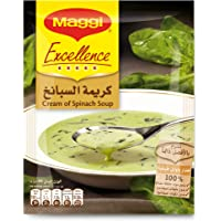 Maggi Excellence Cream of Spinach Soup Sachet 49g