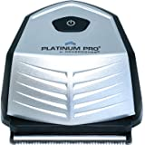 PLATINUM PRO by MANGROOMER - New Self-Haircut Kit and Advanced Hair Clippers With Lithium MAX Battery, 9 Length Guards…