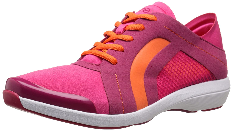 Aetrex Women's Berries Fashion Sneaker B00N8JALH2 5.5 B(M) US|Pomegranate
