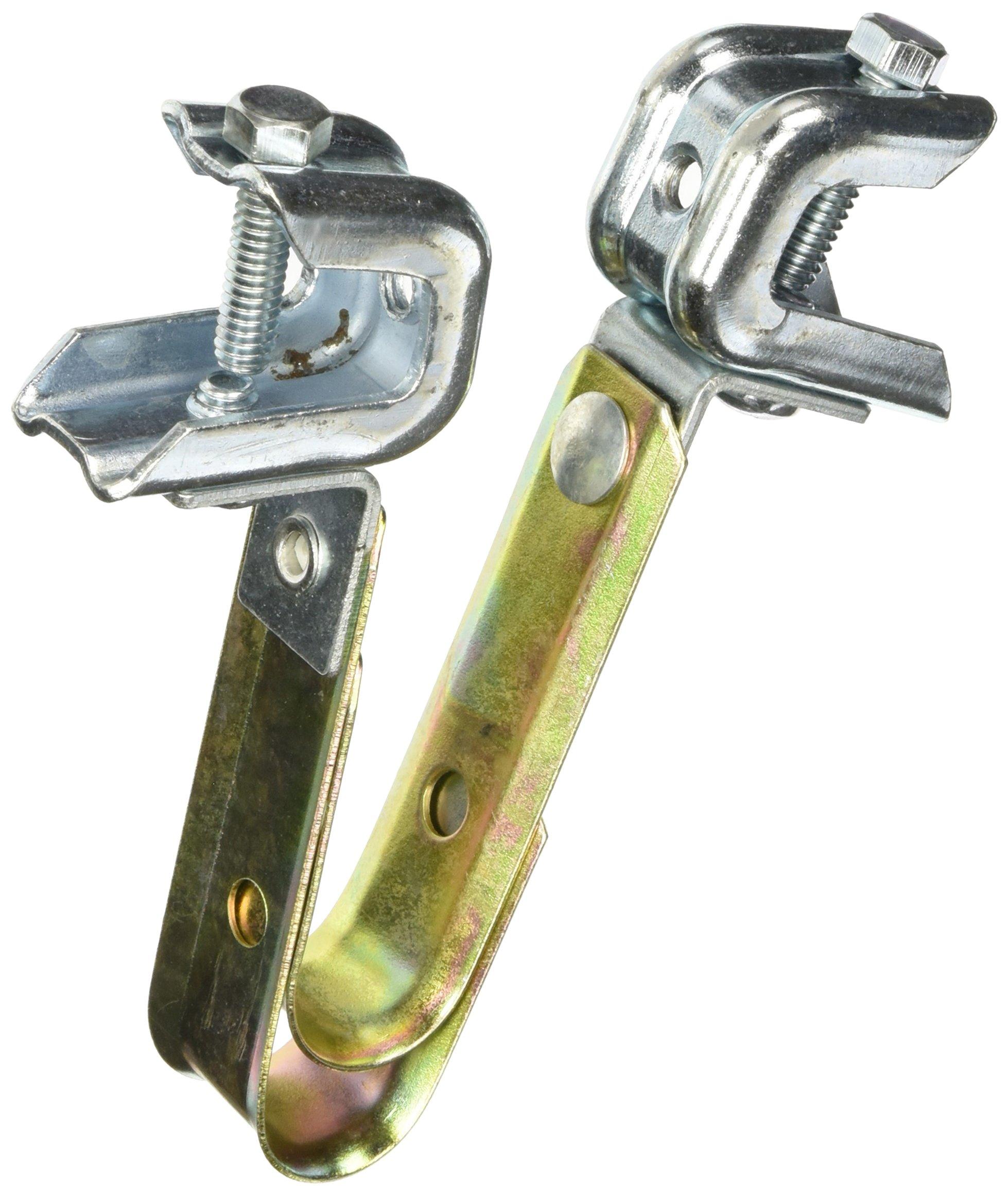 Platinum Tools JH12BC-100 3/4-Inch Beam Clamp J-Hook, Size 12, 100 Per Box by Platinum Tools