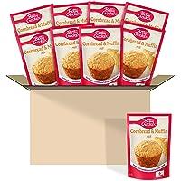 Betty Crocker Cornbread and Muffin Mix, 6.5 oz (Pack of 9)