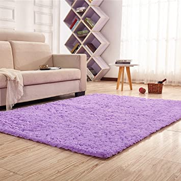 Noahas Super Soft Modern Shag Area Rugs Fluffy Living Room Carpet Comfy  Bedroom Home Decorate Floor Idea