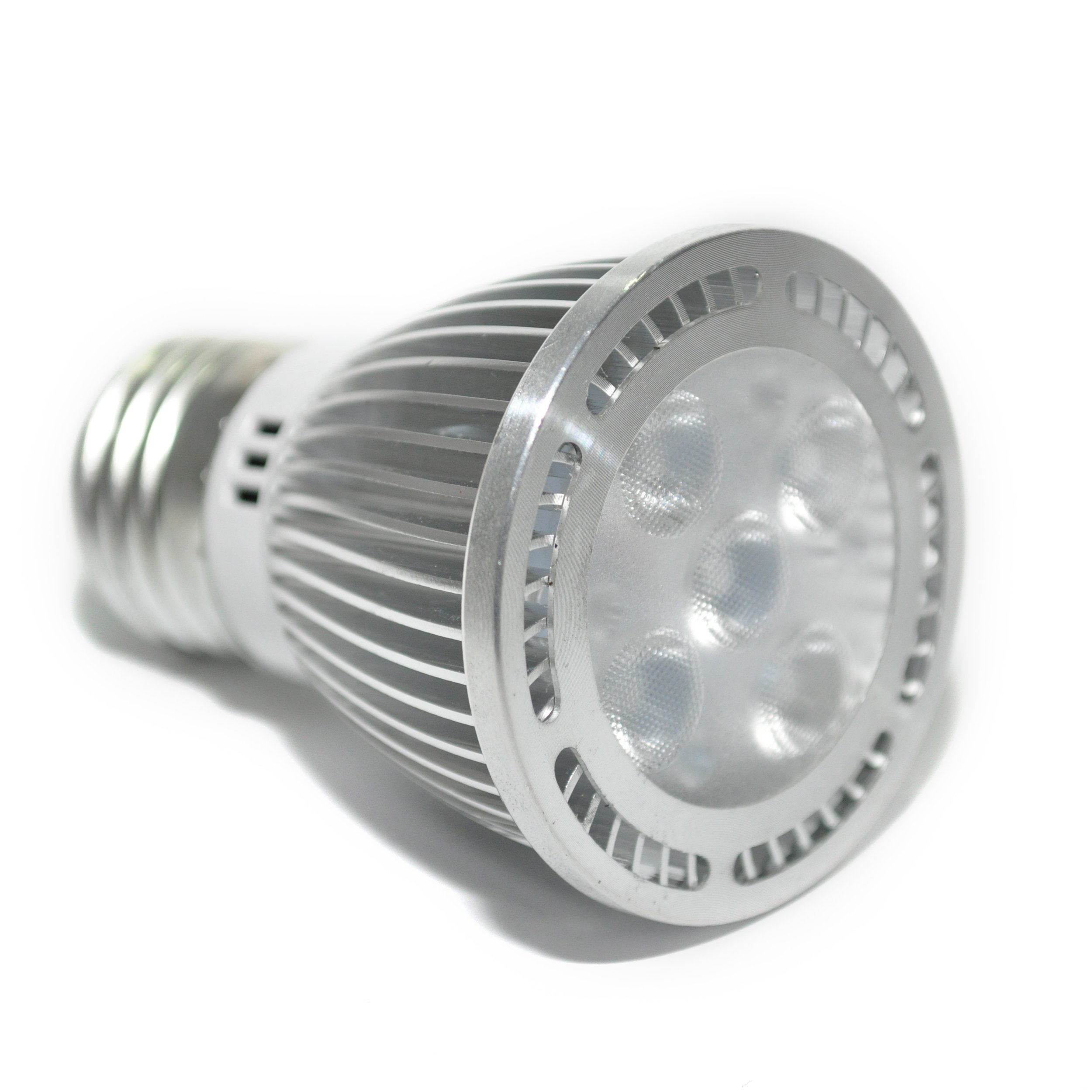 Premium 5W LED GROW LIGHT BULB | HIGH YIELDS | Grow Lights for Indoor Plants, Grow Lamp for Hydroponics Greenhouse Organic, Plant Lights E27 SOCKET