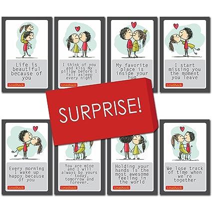 Amazon Love Story Romantic Cards