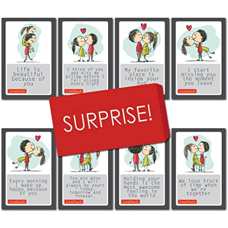 Exciting Lives Love Story Romantic Cards