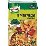 Knorr Minestrone Verdure Brick - 500 ml