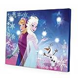 Amazon Price History for:Disney Frozen Canvas LED Wall Art
