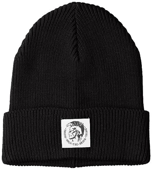 4b80d086a9f Diesel Men s K-Coder Cap Beanie Hat